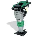 Compactador WACKER mod. BS 600 com motor gasolina ou elétrico
