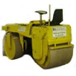Rolo compactador DYNAPAC mod. CG 11 motor diesel